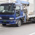トラックのクレーンの後付けは可能なの?取り付けの費用相場も紹介!